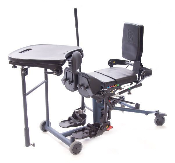 Stand-up medical chair / on casters / electrical / pediatric Bantam Medium™ Altimate Medical