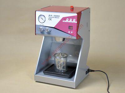 Dental laboratory mixer / vacuum AX-2000C Aixin Medical Equipment Co.,Ltd