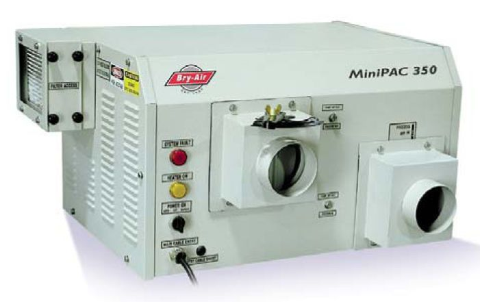 Dehumidifier air / desiccant / for healthcare facilities MiniPAC™ Bry-Air