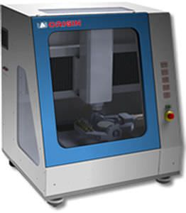 CAD/CAM milling machine / desk / 4-axis ORIGIN® COUNTERTOP 400 B&D Dental Technologies
