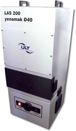 Central dust suction unit / dental laboratory LAS 200.EC-1FP B&D Dental Technologies