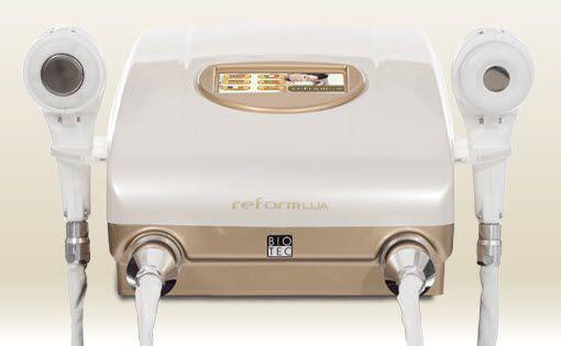 Aesthetic medicine ultrasonic generator Reform LUA Biotec Italia