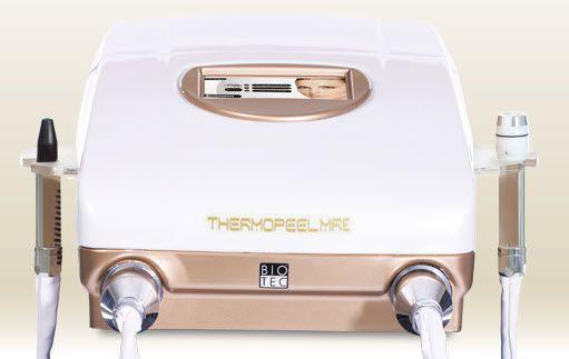 Aesthetic medicine radiofrequency generator Thermopeel MRE Biotec Italia