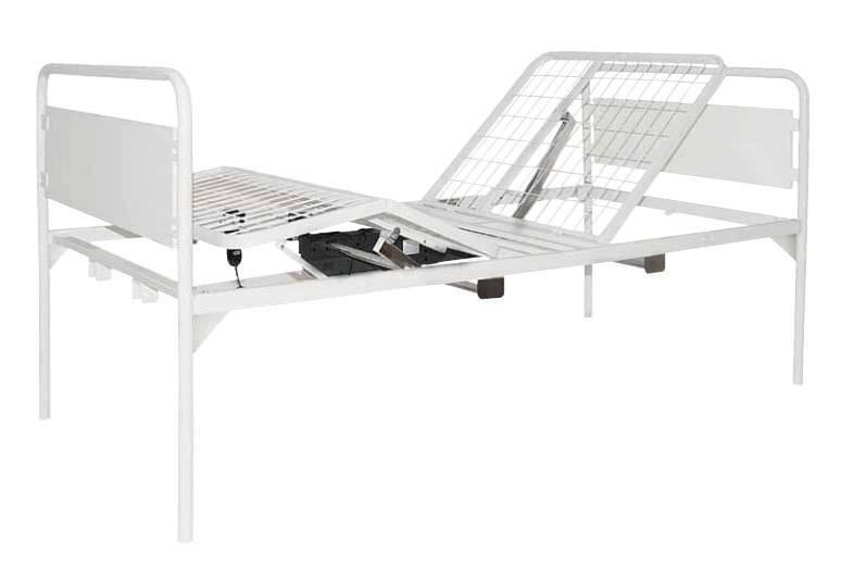 Electrical bed / height-adjustable / 4 sections Euclide 4S EL Antano Group