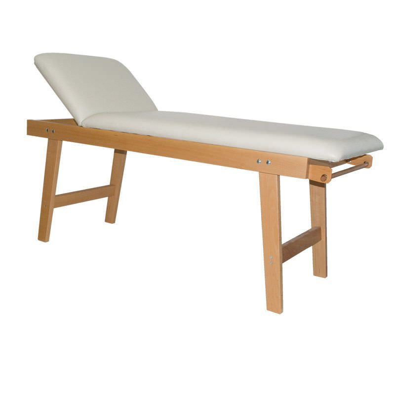 Manual massage table / 2 sections Ovidio Studio Antano Group
