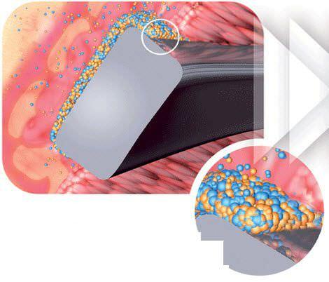 Coronary stent / drug eluting BioMatrix Flex™ Biosensors BV