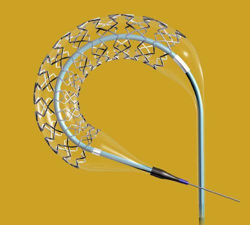 Coronary stent / metal / bare Gazelle™ Biosensors BV