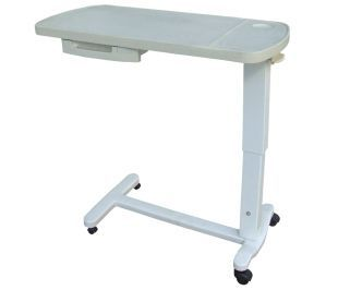 Height-adjustable overbed table / on casters BIT002A BI Healthcare
