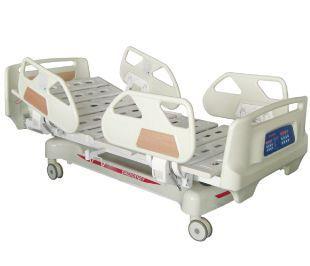 Hospital bed / electrical / height-adjustable / reverse Trendelenburg BIH005EB BI Healthcare