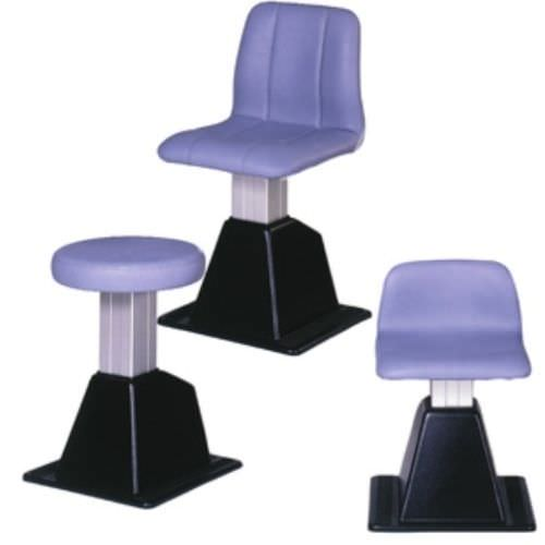 Medical stool / height-adjustable / electrical AK 470 akrus
