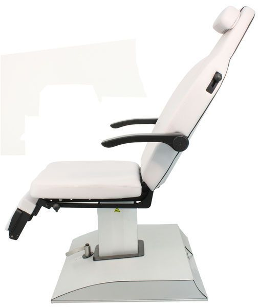 Medical examination chair / electric / 3-section ak 5004 akrus