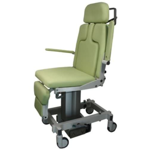 Mammography examination chair / electrical / height-adjustable / 3-section AK 5010 akrus
