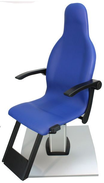 Medical examination chair / electric / 3-section ak 3004 akrus