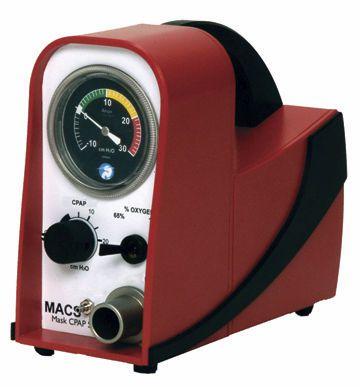 Resuscitation ventilator / CPAP MACS Airon Corporation