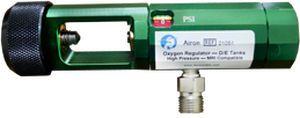 Medical gas pressure regulator P/N 21051 Airon Corporation