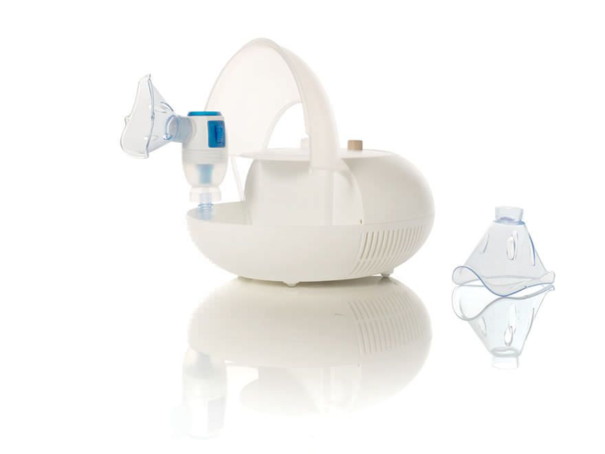 Pneumatic nebulizer / with compressor 0.2 - 0.5 l/mn | ISINEB 3A Health Care