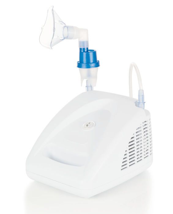Pneumatic nebulizer / infant / with compressor 0.35 ml/mn | NEBBY PLUS 3A Health Care