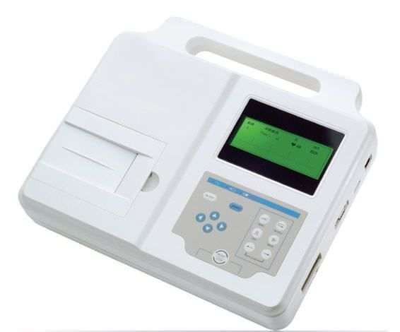 Digital electrocardiograph / 1-channel AV-9100 AMBISEA