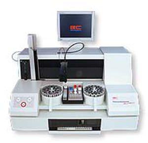 Automatic coagulation analyzer / 4-channel RACK ROTOR Behnk Elektronik