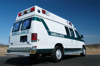 Emergency medical ambulance / type II / van Ford E350 2K TraumaHawk American Emergency Vehicles
