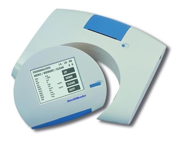Portable urine analyzer HANDUREADER 77 Elektronika