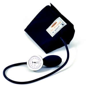 Hand-held sphygmomanometer 0 - 300 mmHg | Limpet A C COSSOR & SON