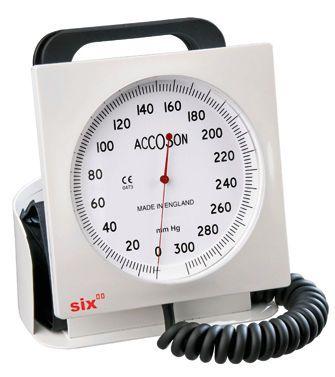 Dial sphygmomanometer 0 - 300 mmHg | 0632 A C COSSOR & SON