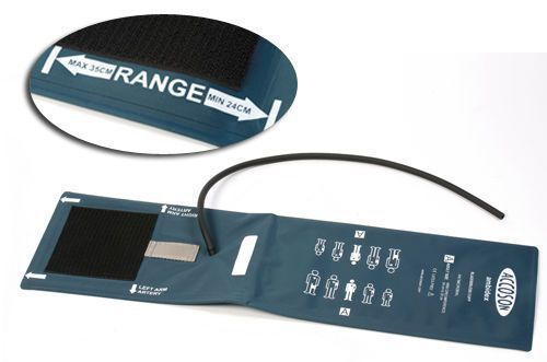 Sphygmomanometer cuff 1280, 1298 A C COSSOR & SON