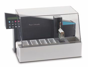 Gram staining bacterial identification system MULTISTAINER® ALL.DIAG