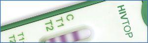 HIV rapid test HIVTOP® Ac 1 & 2 ALL.DIAG