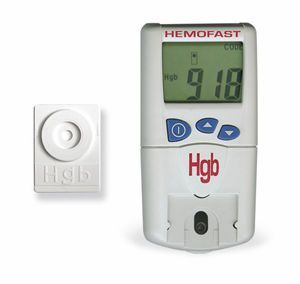Hemoglobin analyzer HEMOFAST® ALL.DIAG