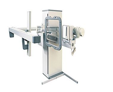 Radiography system (X-ray radiology) / digital / for chest radiography / without table PULMOSCAN ADANI