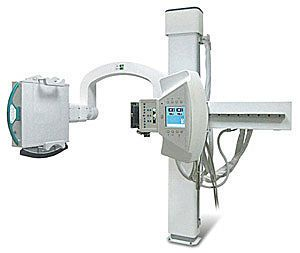 Radiography system (X-ray radiology) / digital / for multipurpose radiography / with swiveling tube-stand UNIVERSAL ADANI