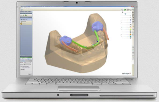 CAD software / for dental prosthesis design / medical Appliance Designer™ 3shape