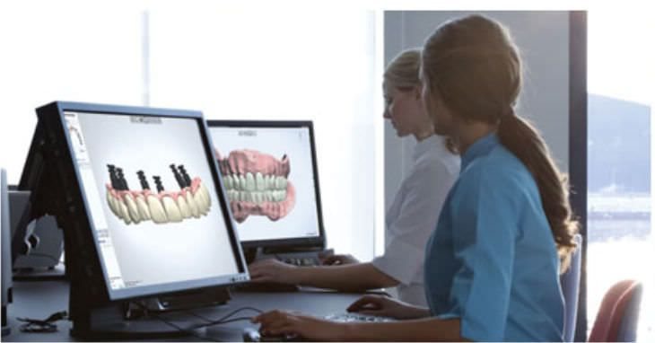 CAD software / for dental prosthesis design / CAM / dental laboratory Dental System™ 3shape