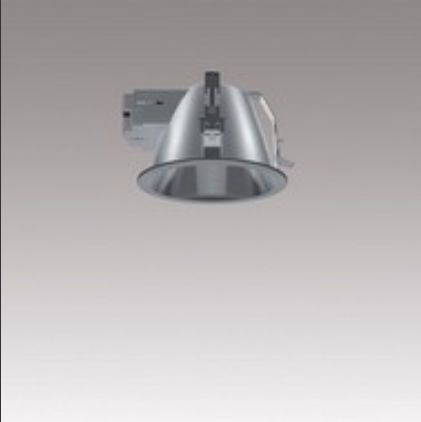 Recessed lighting / ceiling / for healthcare facilities / compact fluorescent E126 Degré K
