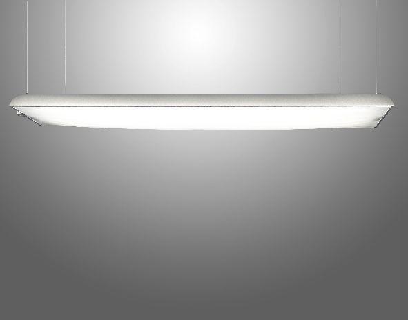 Ceiling-mounted lighting / dentist office Albedo LED D65 Degré K
