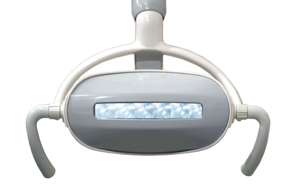 LED examination lamp Aster-Plus D.I.D. Dental Instrument Design S.r.l.