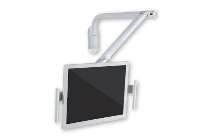 Medical monitor support arm / wall-mounted FMMON D.I.D. Dental Instrument Design S.r.l.