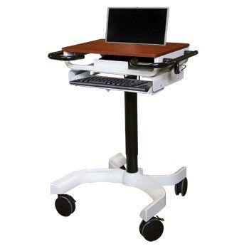 Medical computer cart WALKAroo™ 6408 Carstens