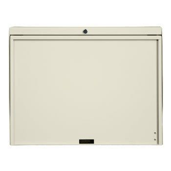 Medical computer workstation / wall-mounted / recessed Econoroo™ Carstens