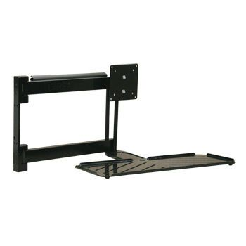 Medical monitor support arm / wall-mounted Carstens