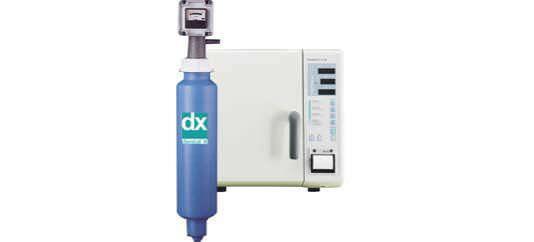 Deionizer for sterilizers DX 425 DENTAL X SPA