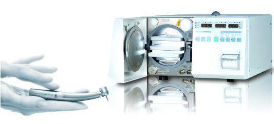 Dental autoclave / compact 4.5 L | Aptica Plus B Premium Line DENTAL X SPA