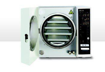 Dental autoclave / medical / compact / automatic 5 L | DX-18 B DENTAL X SPA