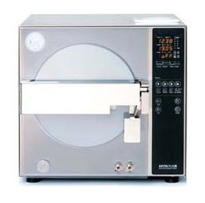 Dental autoclave / compact / automatic / with fractionated vacuum 17 L | Axyia Plus B DENTAL X SPA