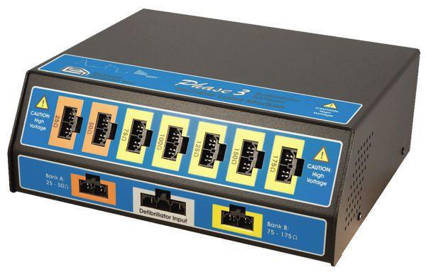 External defibrillator tester Phase 3 VLM Datrend Systems Inc.