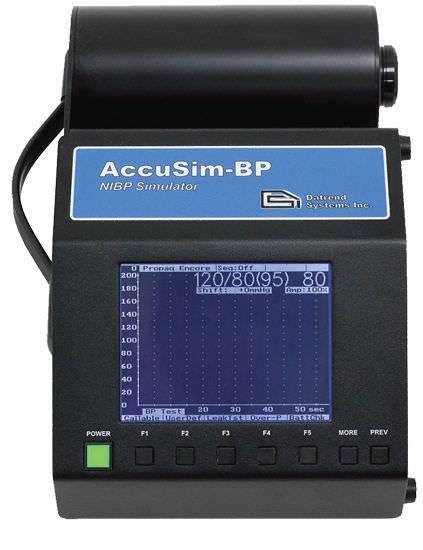 NIBP simulator / neonatal / adult AccuSim-BP Desktop Datrend Systems Inc.