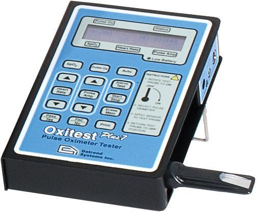 Pulse oximeter tester Oxitest Plus7 Datrend Systems Inc.