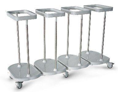 Linen trolley / 4-bag LBC4 Conf Industries